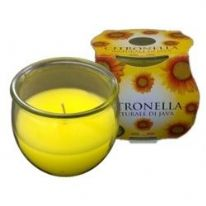 Price's Candles Citronella Jar In Cluster Pack